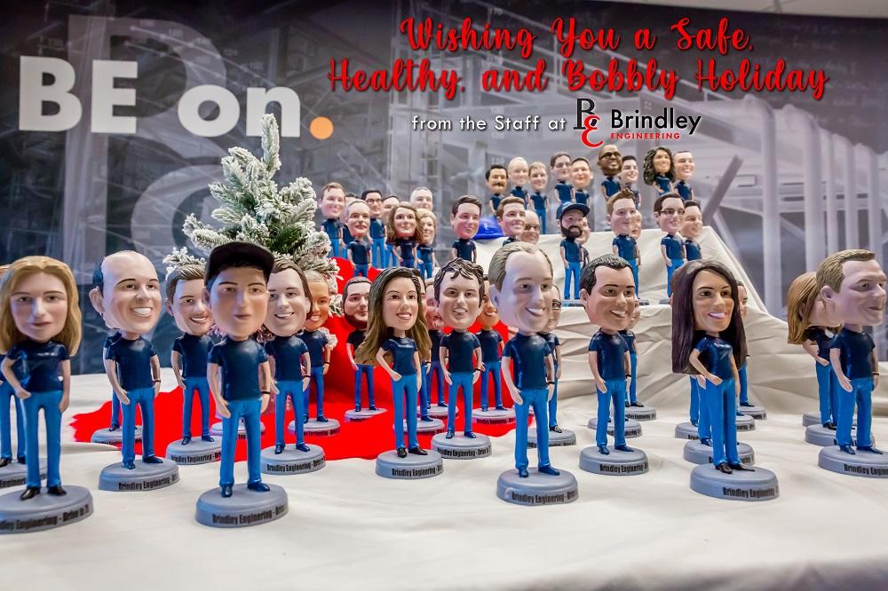 brindley team bobbleheads