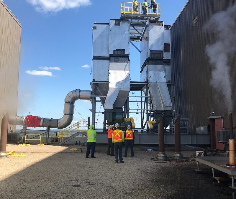 Power Plant Engineering Part 3: Coal Dust Collection System Upgrade Plan Execution